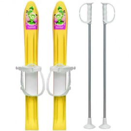 Skiuri copii 60 cm Marmat