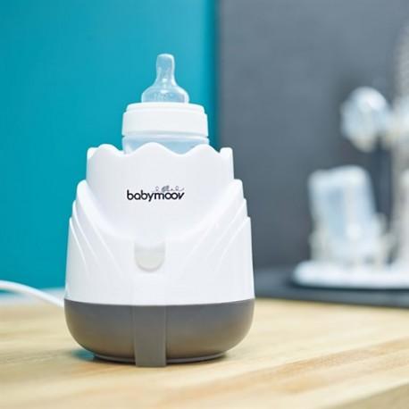 Incalzitor pentru biberoane (recipiente) Warmer Tulip Cream Babymoov A002027