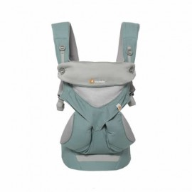 Marsupiu Ergobaby Air Icy Mint 4 pozitii 360