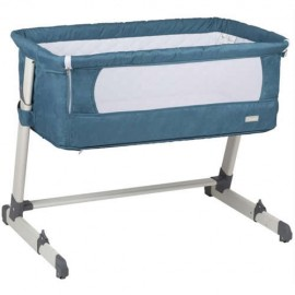 BabyGo - Patut co-sleeper 2 in 1 Together Turquoise Blue