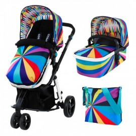 Carucior 2 in 1 Cosatto Giggle GO BRIGHTLY Limited EDT