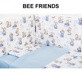 Bebedeco – Aparatoare laterala patut Bee Friends