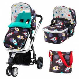 Carucior 3 in 1 Cosatto Giggle SPACE RACER Limited EDT