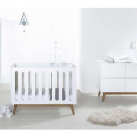 Quax - Patut evolutiv Trendy White