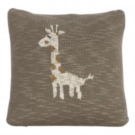 Quax - Perna decorativa 30 x 30 cm Giraffe