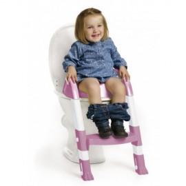 Reductor pentru toaleta cu scarita Kiddyloo Thermobaby