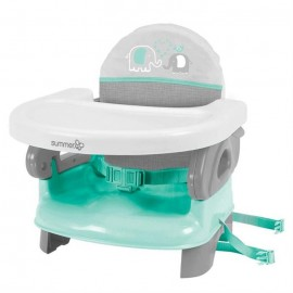 Summer Infant 13526 Booster Pliabil Deluxe Turquoise