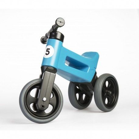 Tricicleta fara pedale Funny Wheels RIDER SPORT 2 in 1