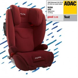 Nuna - Scaun auto isofix 15-36 kg AACE Berry