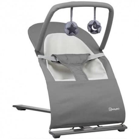 BabyGO - BGO-1701 - Sezlong Fancy Grey