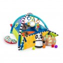 Baby Einstein - 11287 - Salteluta de activitati 5 in 1 World of Discovery