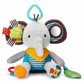 Jucarie interactiva Elefant Skip Hop Bandana Buddies