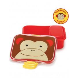 Kit pentru pranz Skip Hop Zoo Maimutica