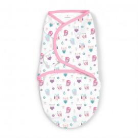 Sistem de infasare pentru bebelusi In Cahoots 0-3 luni Summer Infant 56356