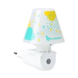Lampa automata Night Shade Albastra Badabulle B015011