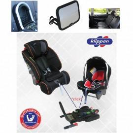 Pachet Klippan Dinofix - Triofix Comfort cu accesorii