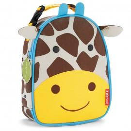 Gentuta pentru pranz Skip Hop Zoo Girafa