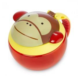 Cana pentru gustari Skip Hop Zoo Maimutica