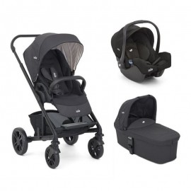 Carucior Joie Chrome 3 in 1 Ember
