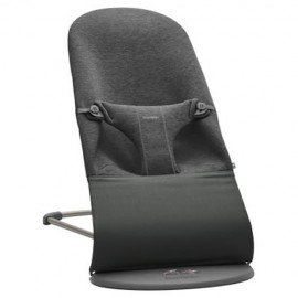 Balansoar BabyBjorn Bliss Charcoal Grey 3D Jersey