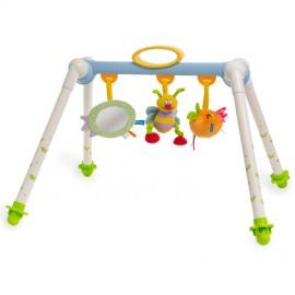 Centru de joaca pliabil Albinuta Plimbareata Taf Toys