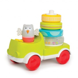 Jucarie multifunctionala Camionul piramida Taf Toys