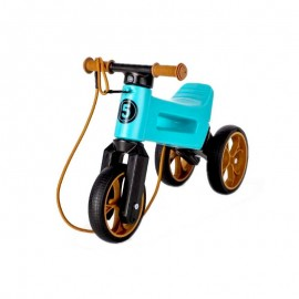 Bicicleta fara pedale Funny Wheels SUPERSPORT 2 in 1