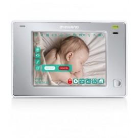 Interfon video monitorizare copii 3,5 inch TOUCH Miniland