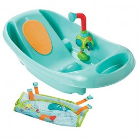 Cadita cu suport integrat My Fun Tub Summer Infant