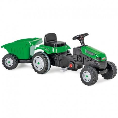 Tractor cu pedale si remorca Pilsan ACTIVE