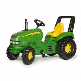 Tractor cu pedale Rolly Toys RollyX-Trac John Deere 3-10 ani