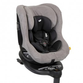 Husa de protectie pentru scaun auto Joie i-Spin 360 Gray Flannel