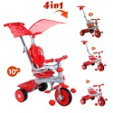Tricicleta Baby Trike 4 in 1 Deluxe