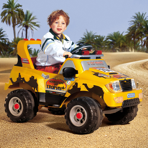 Masina 12V ADVENTURE TROPHY Peg Perego