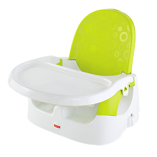 Scaun de masa Deluxe Quick-Clean Booster Fisher-Price