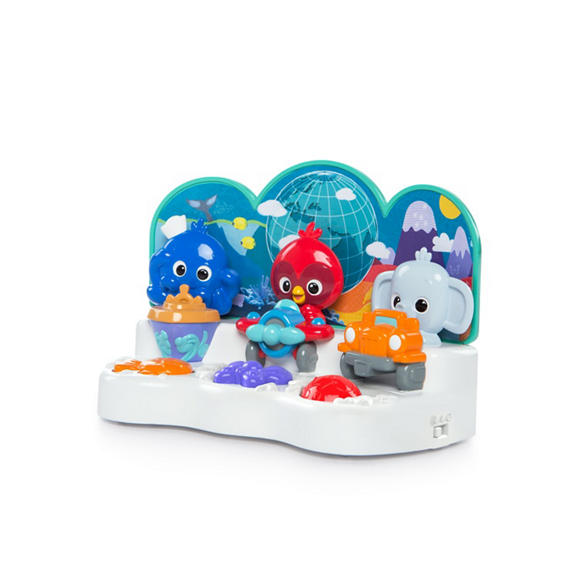 Baby Einstein - 11084 - Jucarie stimulativa Move and Discover Pa