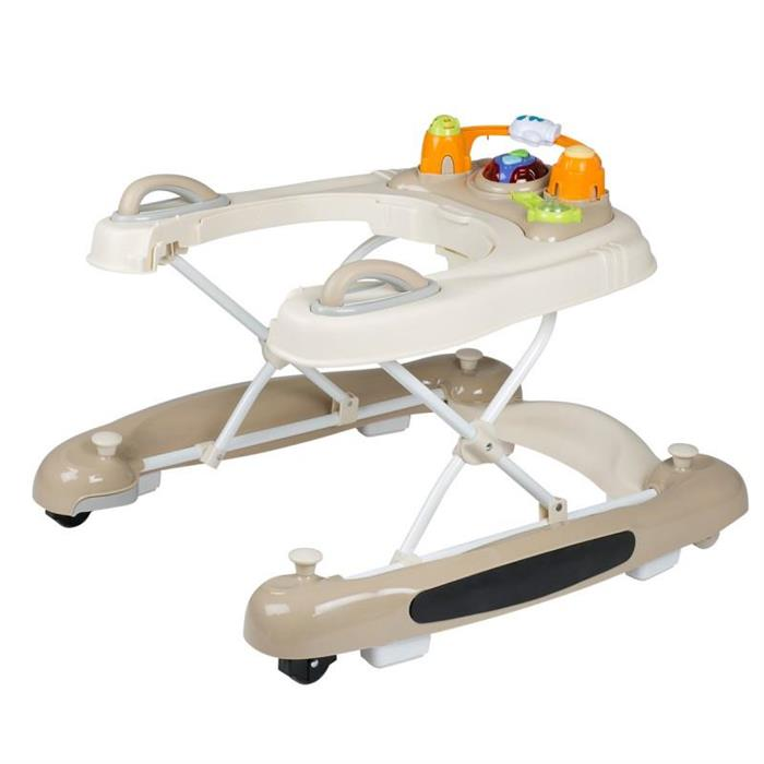 BabyGo - Premergator multifunctional 3 in 1 Beige