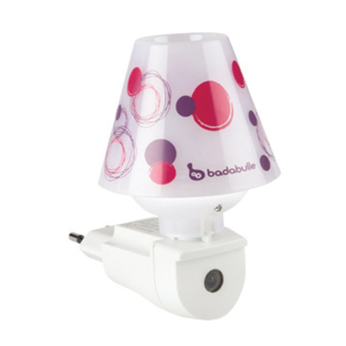 Lampa automata Night Shade Plum Badabulle B015005