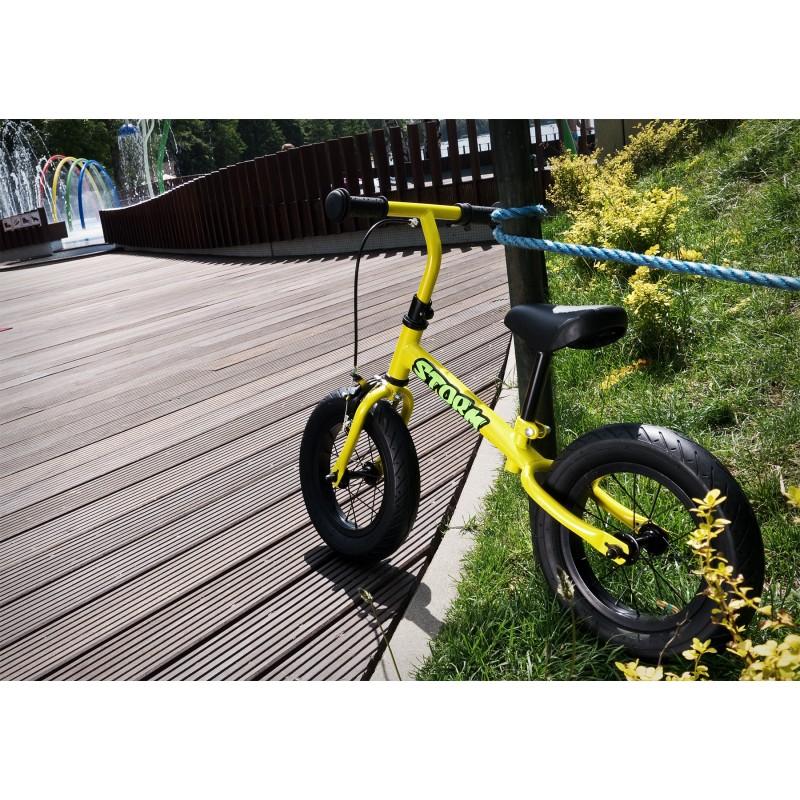 Bicicleta fara pedale cu roti gonflabile Storm Toyz by Caretero