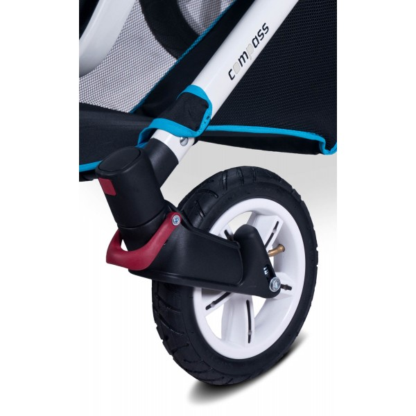 Carucior 2 in 1 Caretero Compass