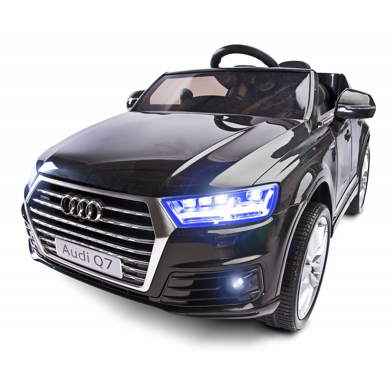 Masina electrica Toyz AUDI Q7 12V cu telecomanda