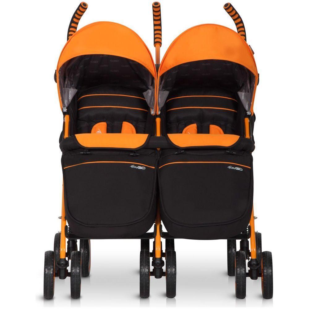 Carucior pentru gemeni Duo Comfort Easy Go
