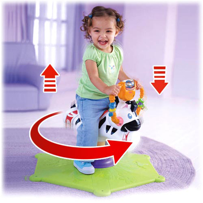 Fisher - Price Hipp Hopp Zebra