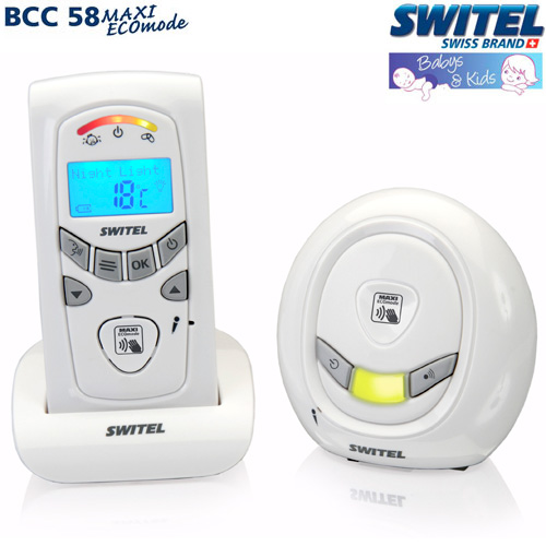 Interfon bidirectional multifunctional ECO Switel BCC58