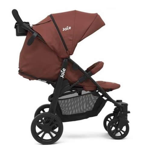 Joie - Carucior Multifunctional - Litetrax 4 Brick Red