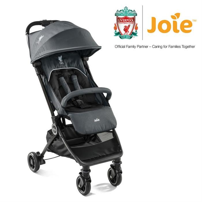 Joie - Carucior ultracompact Pact Flex 0 luni Black Liverpool