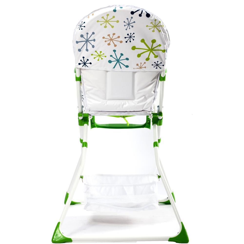 Scaun de masa pentru copii Niami cadru alb Mamakids