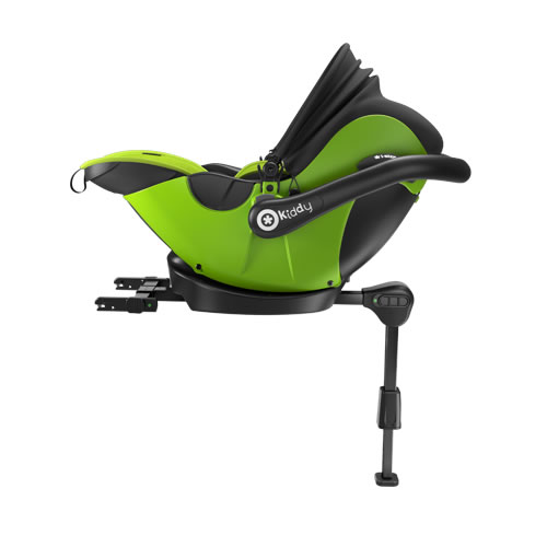 Scaun auto Kiddy Evoluna I-Size 0-13 kg Lime Green