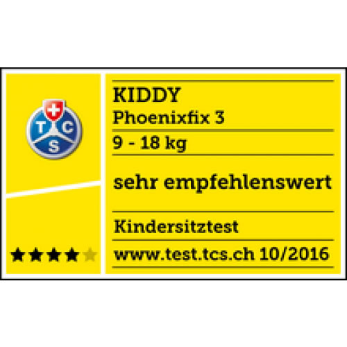 Scaun auto Kiddy PhoenixFix 3 9-18 kg