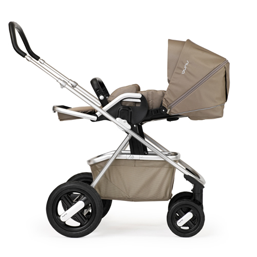 Nuna – Carucior 2 in 1 IVVI Safari